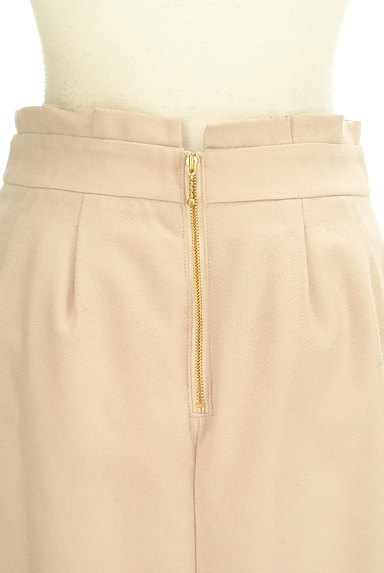 PROPORTION BODY DRESSING(プロポーションボディ ドレッシング)の古着「リボンベルト風スエードスカート(スカート)」大画像5へ