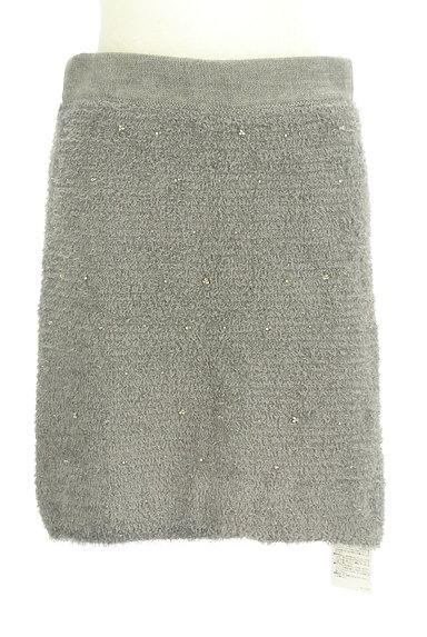 PROPORTION BODY DRESSING(プロポーションボディ ドレッシング)の古着「ふわもこミニスカート(スカート)」大画像1へ