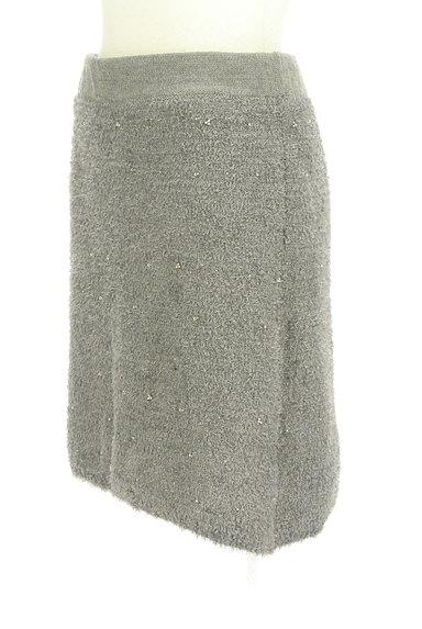 PROPORTION BODY DRESSING(プロポーションボディ ドレッシング)の古着「ふわもこミニスカート(スカート)」大画像3へ