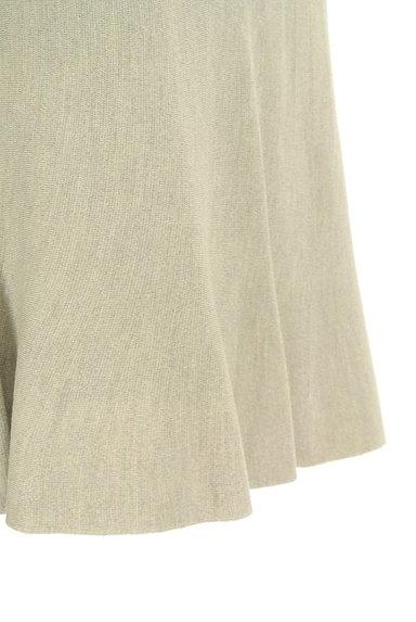 KUMIKYOKU(組曲)の古着「裾フレアウールスカート(スカート)」大画像4へ
