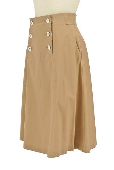 KUMIKYOKU(組曲)の古着「ダブルボタン膝下丈スカート(スカート)」大画像3へ