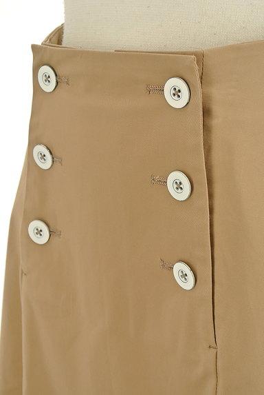 KUMIKYOKU(組曲)の古着「ダブルボタン膝下丈スカート(スカート)」大画像4へ
