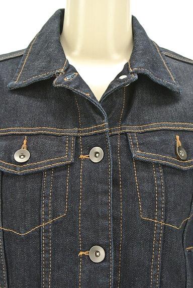 FREE'S MART(フリーズマート)の古着「インディゴGジャン(ジャケット)」大画像4へ