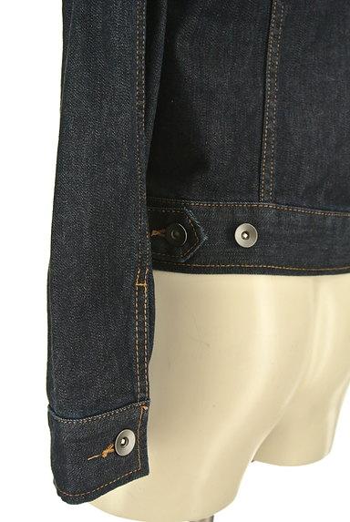 FREE'S MART(フリーズマート)の古着「インディゴGジャン(ジャケット)」大画像5へ