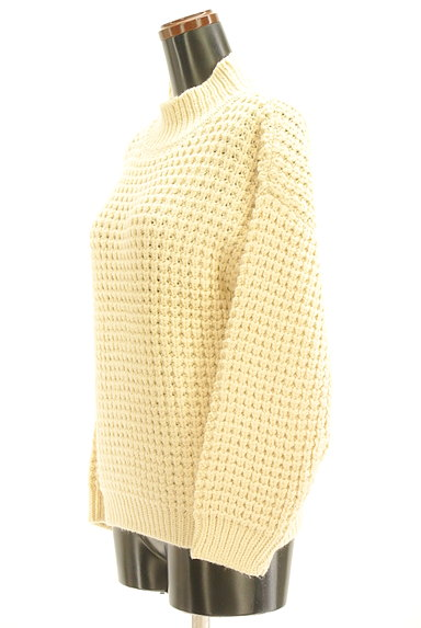 SLY(スライ)の古着「ハイネックワイドニット(セーター)」大画像3へ