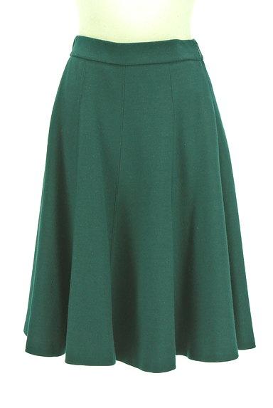 KUMIKYOKU(組曲)の古着「膝下丈ウールフレアスカート(スカート)」大画像1へ