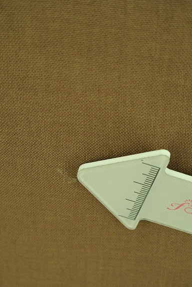 Te chichi(テチチ)の古着「バイカラードローコードスカート(スカート)」大画像5へ