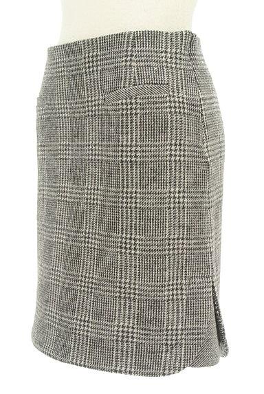 UNTITLED(アンタイトル)の古着「グレンチェック柄ミニスカート(スカート)」大画像3へ