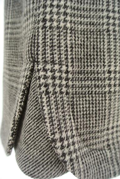 UNTITLED(アンタイトル)の古着「グレンチェック柄ミニスカート(スカート)」大画像5へ