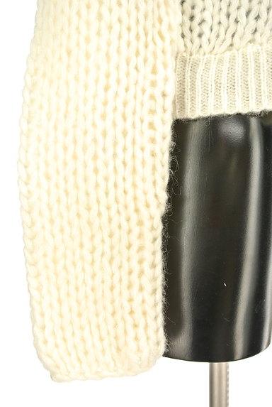 deicy(デイシー)の古着「ローゲージショートカーディガン(カーディガン・ボレロ)」大画像5へ
