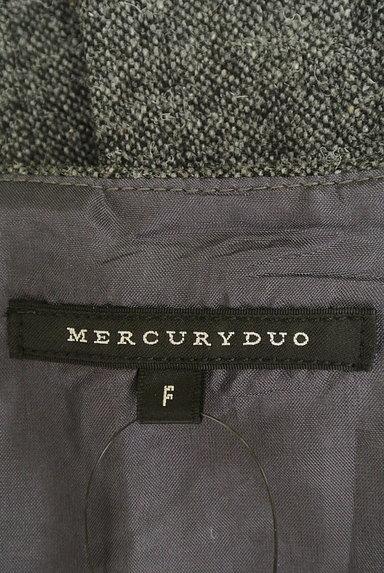 MERCURYDUO(マーキュリーデュオ)の古着「肩リボンフレアワンピース(ワンピース・チュニック)」大画像6へ