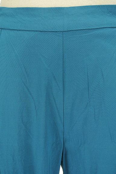 LOUNIE(ルーニィ)の古着「カラーストレートパンツ(パンツ)」大画像4へ