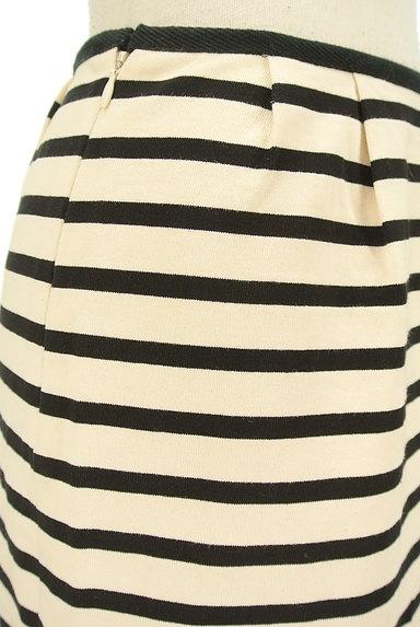 LOUNIE(ルーニィ)の古着「ボーダータイトスカート(スカート)」大画像5へ