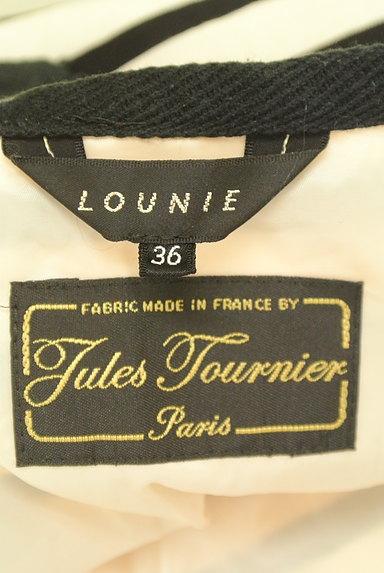 LOUNIE(ルーニィ)の古着「ボーダータイトスカート(スカート)」大画像6へ
