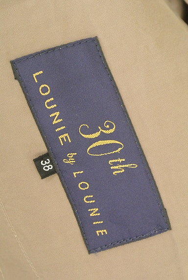 LOUNIE(ルーニィ)の古着「テーラードジャケット(ジャケット)」大画像6へ