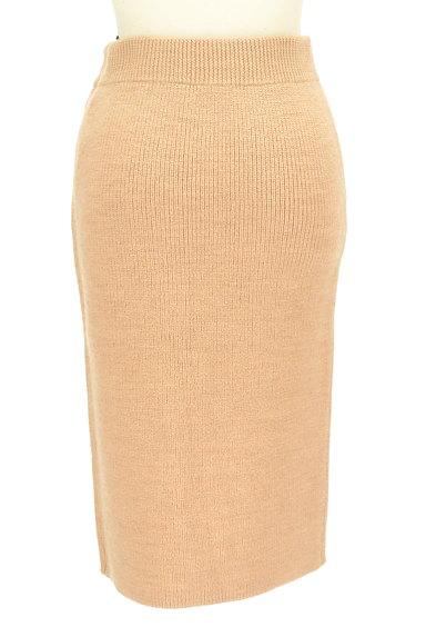 MOUSSY(マウジー)の古着「スリットニットタイトスカート(スカート)」大画像2へ