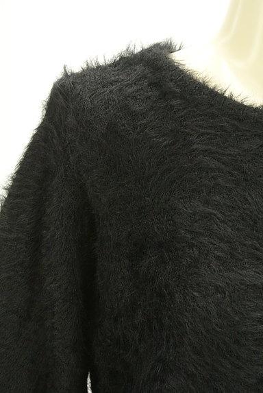 SLY(スライ)の古着「七分袖花刺繍ファーニット(ニット)」大画像5へ