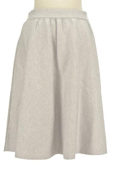 MISCH MASCH(ミッシュマッシュ)の古着「ベルト付きニットフレアスカート(スカート)」大画像2へ
