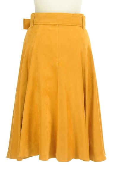 Apuweiser riche(アプワイザーリッシェ)の古着「ベルト付き膝下丈フレアスカート(スカート)」大画像2へ