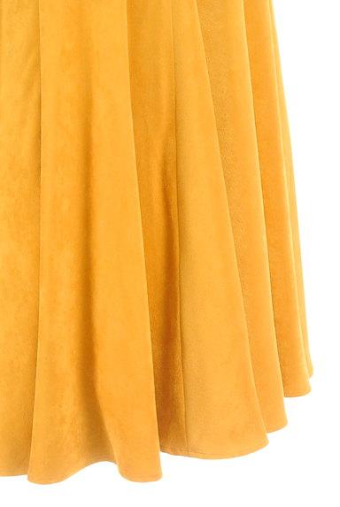 Apuweiser riche(アプワイザーリッシェ)の古着「ベルト付き膝下丈フレアスカート(スカート)」大画像5へ