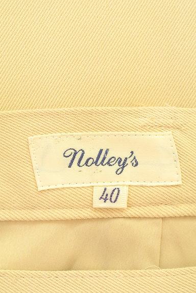NOLLEY'S(ノーリーズ)の古着「セミワイドパンツ(パンツ)」大画像6へ