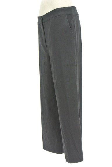 Sinequanone(シネカノン)の古着「ワイドクロップドパンツ(パンツ)」大画像3へ