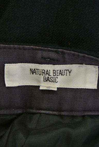 NATURAL BEAUTY BASIC(ナチュラルビューティベーシック)の古着「シンプルテーパードパンツ(パンツ)」大画像6へ