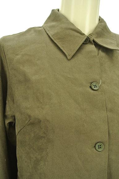 OZOC(オゾック)の古着「裾フリルミリタリーシャツ(カジュアルシャツ)」大画像4へ