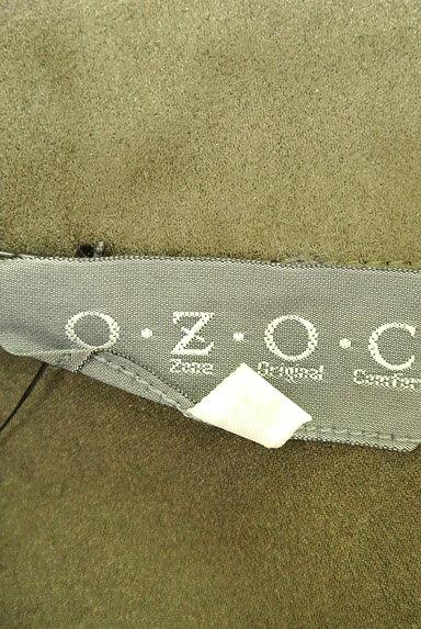 OZOC(オゾック)の古着「裾フリルミリタリーシャツ(カジュアルシャツ)」大画像6へ