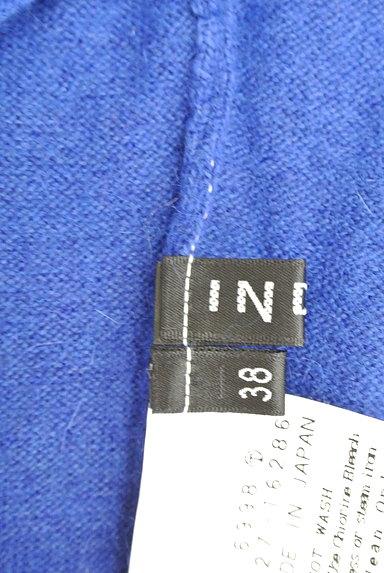 INDIVI(インディヴィ)の古着「ベーシックタートルネックニット(ニット)」大画像6へ