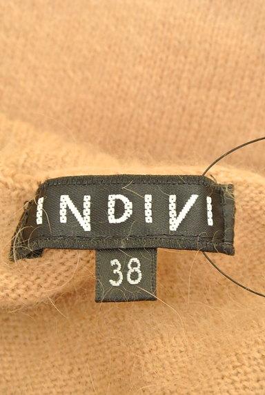 INDIVI(インディヴィ)の古着「シンプルタートルネックニット(ニット)」大画像6へ