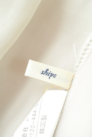 SHIPS(シップス)の古着「レースフレアミニスカート(ミニスカート)」大画像6へ