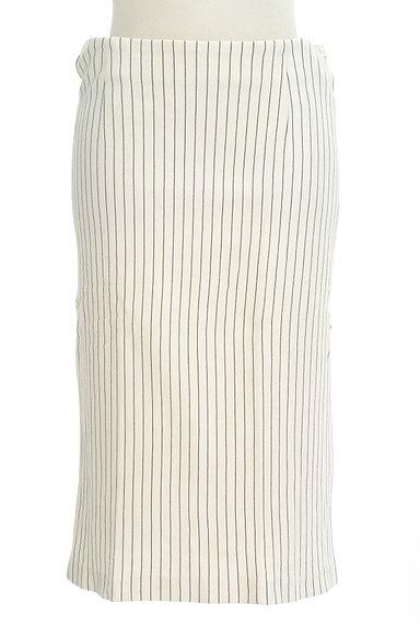 iCB(アイシービー)の古着「膝下丈ストライプ柄タイトスカート(スカート)」大画像1へ