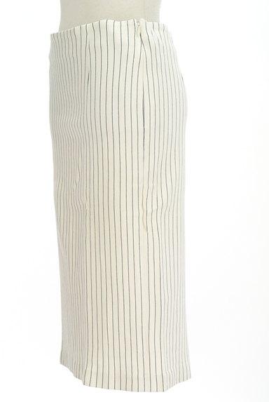iCB(アイシービー)の古着「膝下丈ストライプ柄タイトスカート(スカート)」大画像3へ