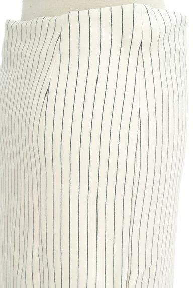 iCB(アイシービー)の古着「膝下丈ストライプ柄タイトスカート(スカート)」大画像4へ