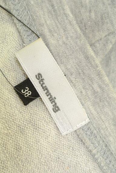 STUNNING LURE(スタニングルアー)の古着「ロゴカットソー(スウェット・パーカー)」大画像6へ