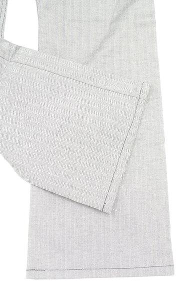 MEN'S BIGI(メンズビギ)の古着「ヘリンボーンストレートパンツ(パンツ)」大画像3へ