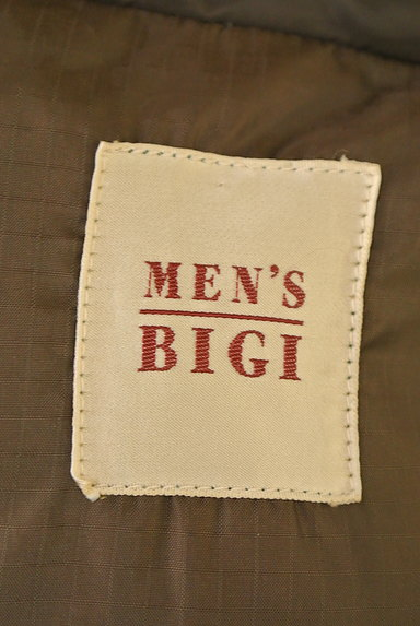 MEN'S BIGI(メンズビギ)の古着「襟付きダウンコート(ダウンジャケット・ダウンコート)」大画像6へ