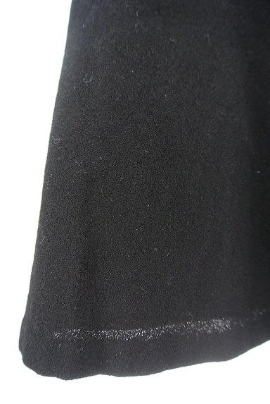 INDIVI(インディヴィ)の古着「ビット金具フレアミニスカート(ミニスカート)」大画像5へ