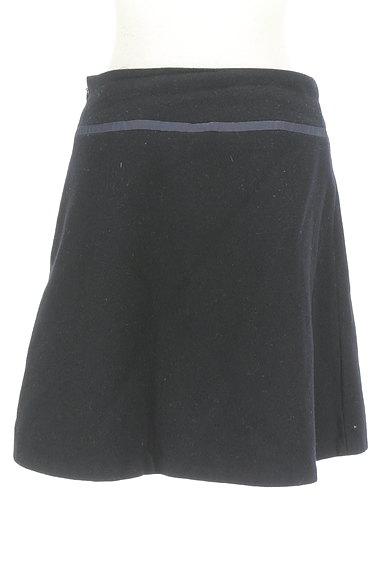 INDIVI(インディヴィ)の古着「ウエストラインミニスカート(スカート)」大画像2へ