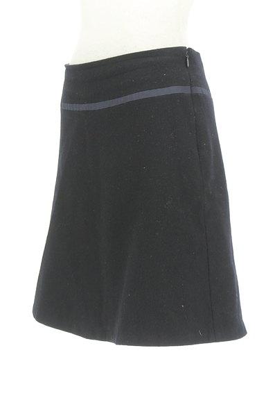 INDIVI(インディヴィ)の古着「ウエストラインミニスカート(スカート)」大画像3へ