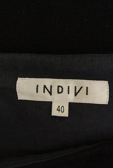 INDIVI(インディヴィ)の古着「ウエストラインミニスカート(スカート)」大画像6へ