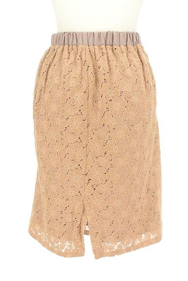 YECCA VECCA(イェッカヴェッカ)の古着「花柄総レースタイトスカート(スカート)」大画像2へ