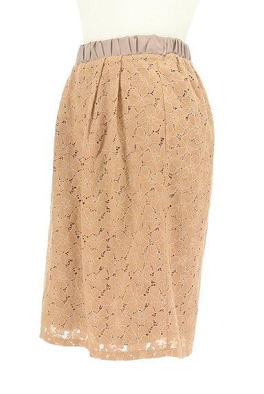 YECCA VECCA(イェッカヴェッカ)の古着「花柄総レースタイトスカート(スカート)」大画像3へ
