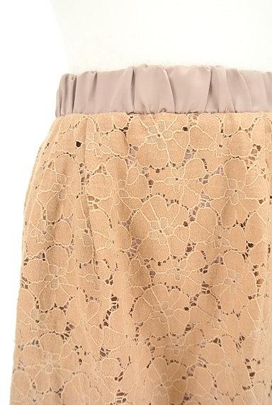 YECCA VECCA(イェッカヴェッカ)の古着「花柄総レースタイトスカート(スカート)」大画像4へ