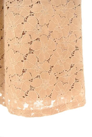 YECCA VECCA(イェッカヴェッカ)の古着「花柄総レースタイトスカート(スカート)」大画像5へ
