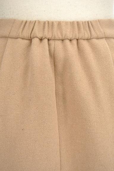 OPAQUE.CLIP(オペークドットクリップ)の古着「膝丈タックフレアスカート(スカート)」大画像5へ