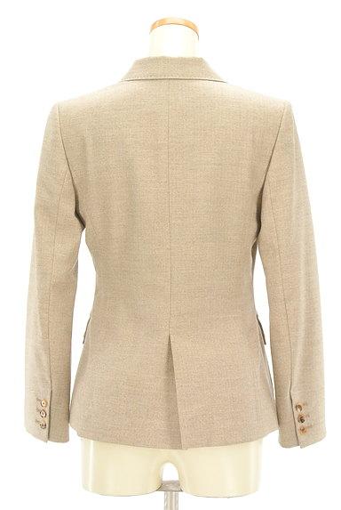 L'EQUIPE YOSHIE INABA(レキップヨシエイナバ)の古着「襟付き裾フレアジャケット(ジャケット)」大画像2へ