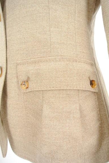 L'EQUIPE YOSHIE INABA(レキップヨシエイナバ)の古着「襟付き裾フレアジャケット(ジャケット)」大画像5へ