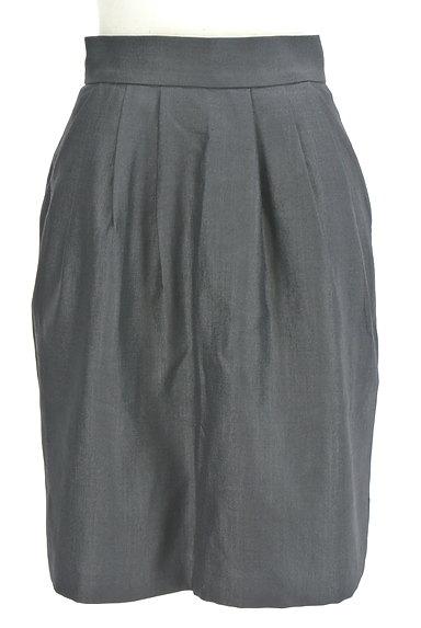 Te chichi(テチチ)の古着「微光沢タックスカート(スカート)」大画像1へ
